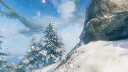 《Valheim:英灵神殿》凛冽雪山物资一览
