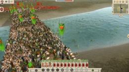 《罗马全面战争重制版》降低敌军士气方法攻略