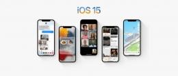 苹果IOS 15更新内容一览