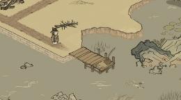 江南百景图阊门北面钓鱼码头位置一览