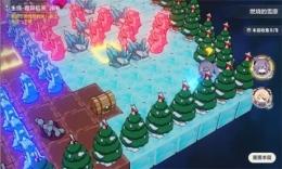 崩坏3燃烧的雪原全宝箱树莓位置一览