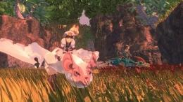 《怪物猎人物语2:破灭之翼》白疾风迅龙打法攻略
