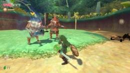 《塞尔达传说御天之剑HD》新手玩法攻略
