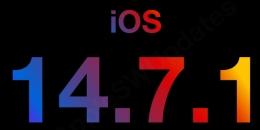 苹果IOS 14.7.1正式版升级更新教程攻略