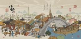 江南百景图扩地数据一览