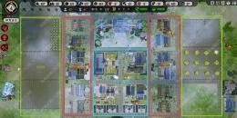 《天神镇》建筑布局图一览
