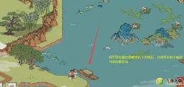 江南百景图杭州探险长恨歌睡莲位置一览