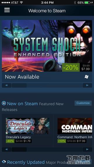 SteamV2.0.10 ios版_52z.com