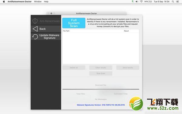 AntiRansomware Doctor Mac版V1.1.1 官方版版_52z.com