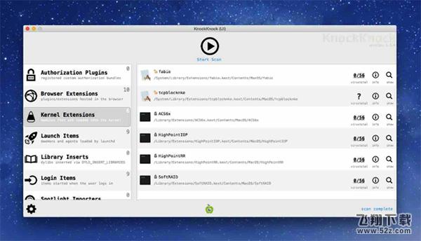 KnockKnock Mac版V1.7.1 官方版_52z.com