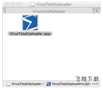 VirusTotal Uploader for macV1.3 官方版_52z.com