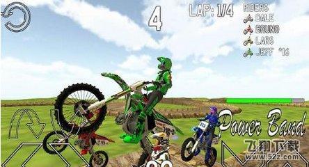 摩托车比赛3DV1.07 安卓版_52z.com