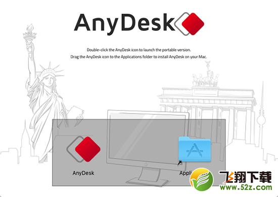 AnyDesk Mac版V2.6.1 官方版_52z.com