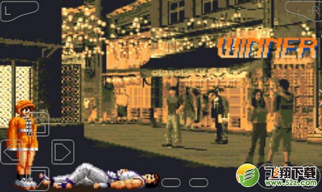 拳皇EX:新血V1.0 安卓版_52z.com