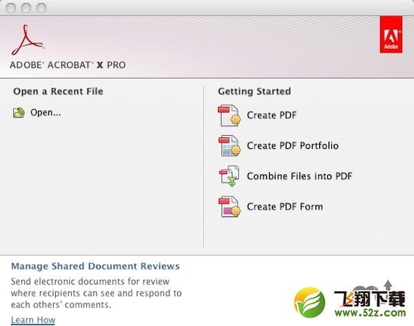 Adobe Acrobat Pro for MacV11.0.9 官方版_52z.com