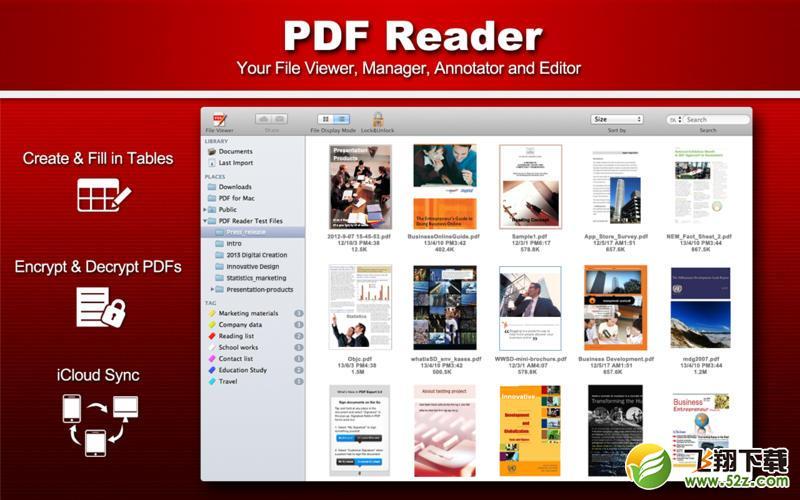 PDF ReaderV1.3 官方版_52z.com