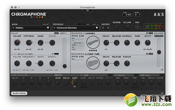Chromaphone Mac版V1.0.8 官方版_52z.com