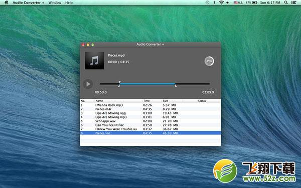 All Audio Converter for MacV2.2.0 Mac版_52z.com