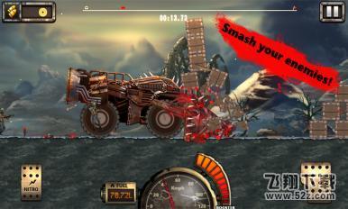 怪物登山赛车2V1.2 安卓版_52z.com