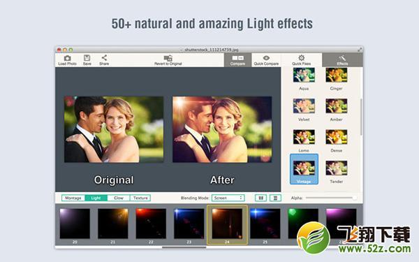 PicLight Mac版V1.0.3 官方版_52z.com