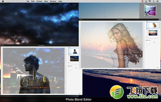 Photo Blend Editor Mac版V1.0 官方版_52z.com