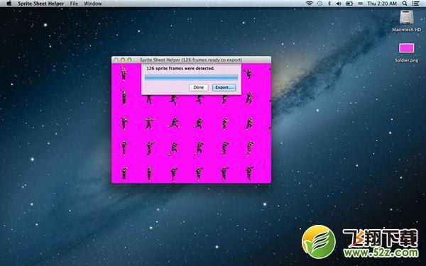 Sprite Sheet Helper Mac版V1.0.2 官方版_52z.com