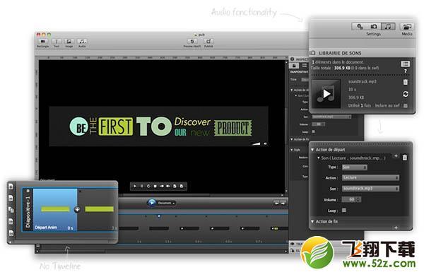 MotionComposer Mac版V1.8.4 官方版_52z.com
