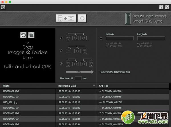 Smart GPS Sync Mac版V1.0.2 官方版_52z.com