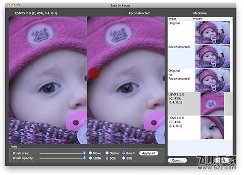 Back In Focus Mac版V1.0.4 官方版_52z.com