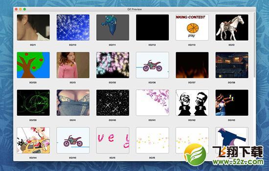 Gif Preview Mac版V1.0 官方版_52z.com