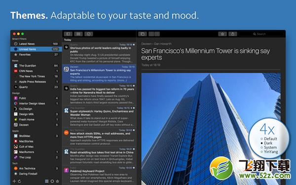 News Explorer Mac版V1.4.4 官方版_52z.com