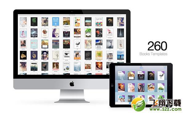 Themes for iBooks Author Mac版V4.7 官方版_52z.com
