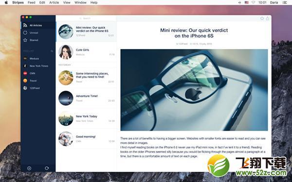 Stripes Mac版V1.6 官方版_52z.com