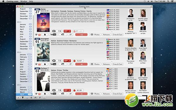 Coming soon Mac版V2.83 官方版_52z.com