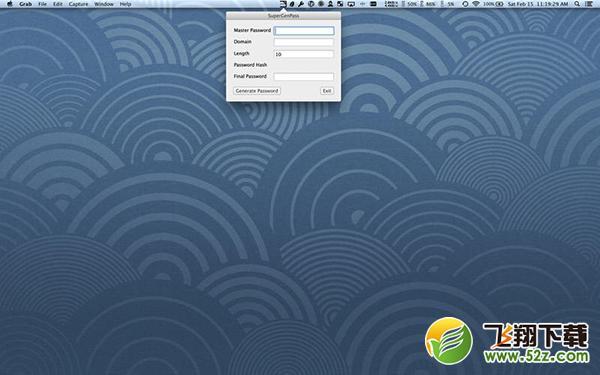 SuperGenPass Mac版V2.0.1 官方版_52z.com