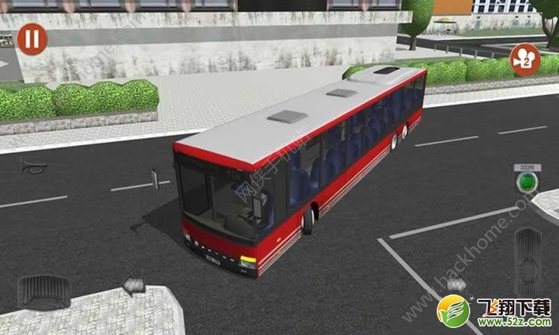 公共巴士模拟驾驶V1.25 安卓版_52z.com