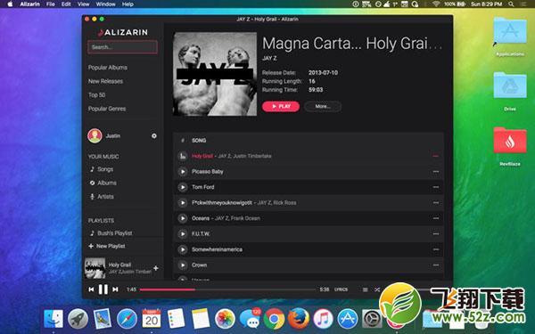 Alizarin Mac版V1.0 官方版_52z.com