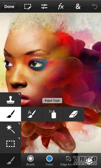 手机版PhotoshopV3.3.213 安卓版_52z.com