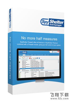 SpyShelter Firewall 标准版V10.9 标准版_52z.com