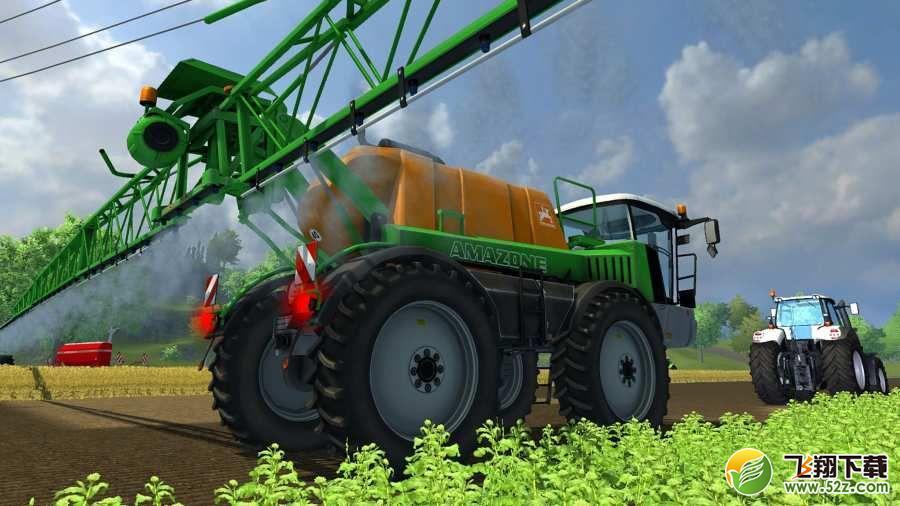 模拟农场20V1.0.0 最新版_52z.com