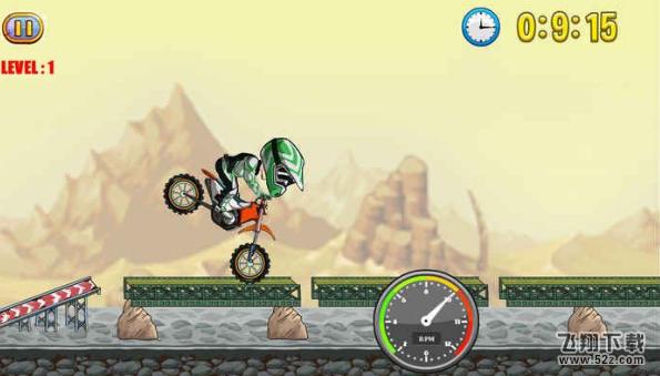 极限越野摩托车V1.0 电脑版_52z.com