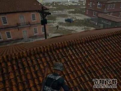 绝地求生大逃杀怎么上房顶 上屋顶攻略详解