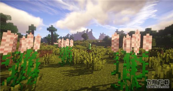我的世界花草生态MOD