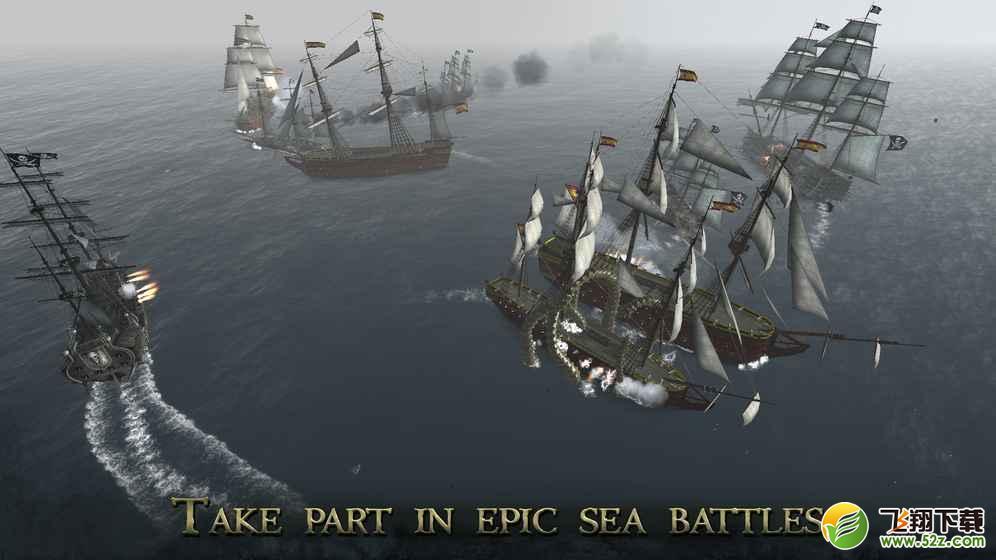 海盗:死亡瘟疫电脑版_52z.com