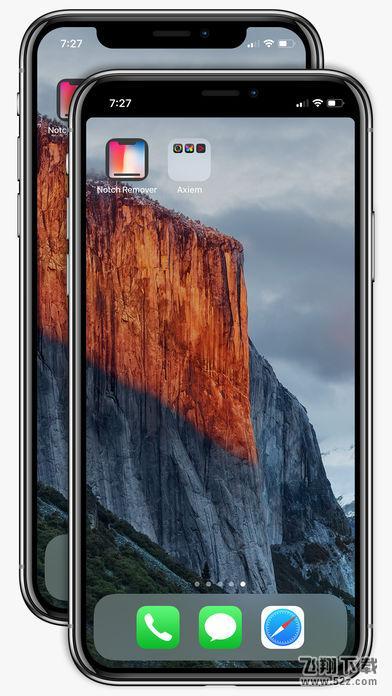 iPhoneX去除刘海V1.0ios版