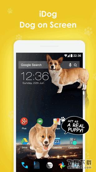 iDog狗在屏幕上V1.2iPhone版