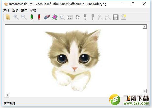 InstantMask Pro图片去背景软件中文汉化版