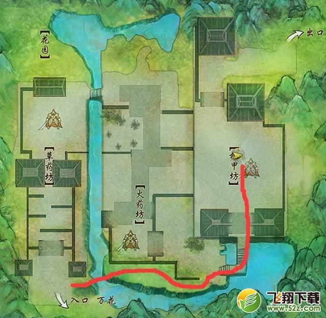剑网3重制版万花天工坊速通攻略_剑网3重制版天工坊秘境积分获取攻略
