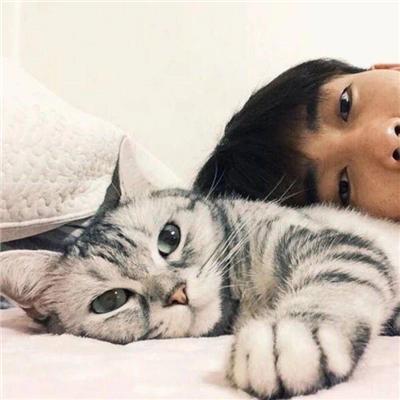 2018男生和动物的头像温暖帅气兄弟头像