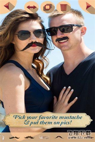 男人胡子相机 V1.0 安卓版